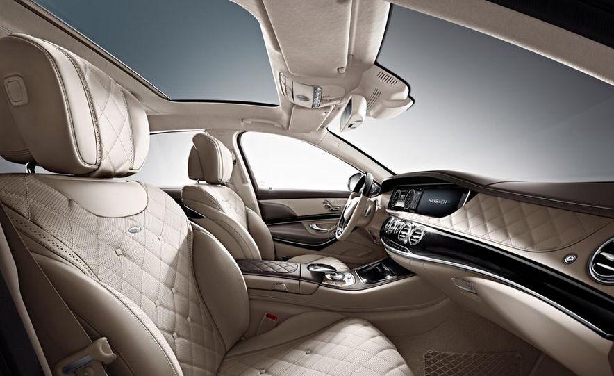 2016 Mercedes-Maybach S600 - Slide 39