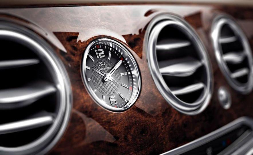 2016 Mercedes-Maybach S600 - Slide 45