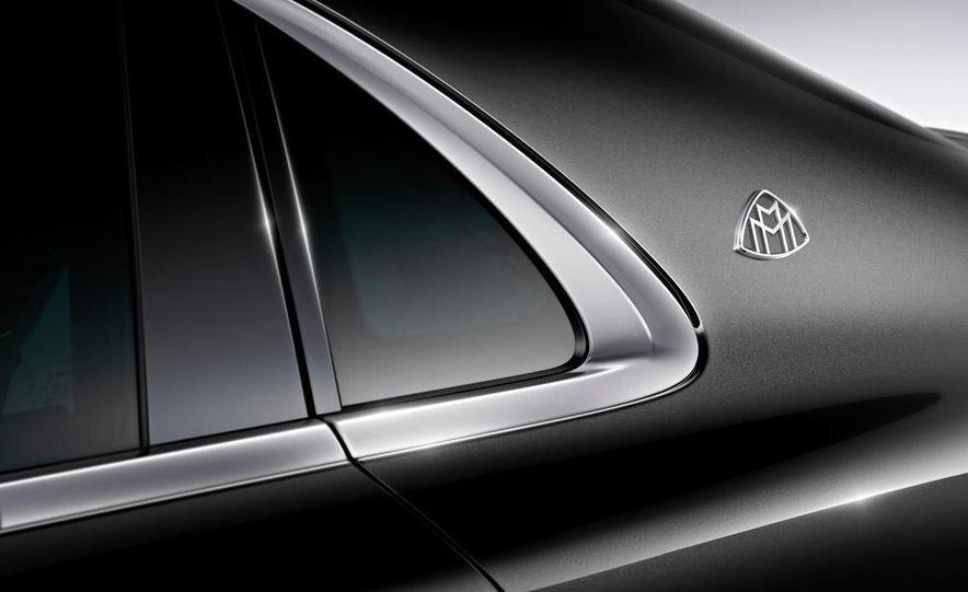 2016 Mercedes-Maybach S600 - Slide 37