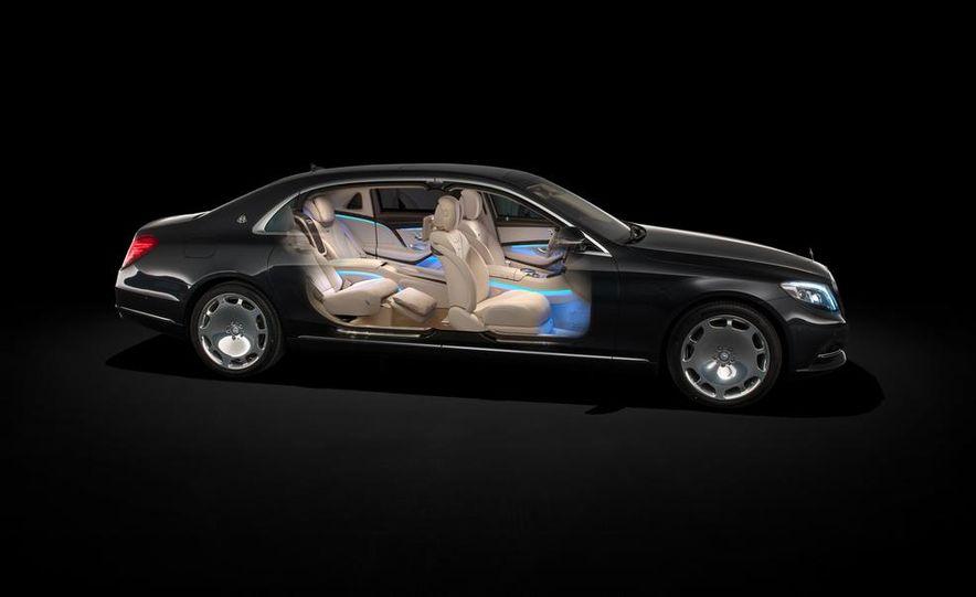 2016 Mercedes-Maybach S600 - Slide 46