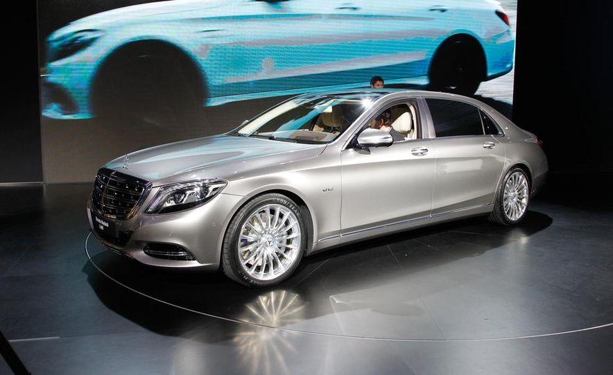 2016 Mercedes-Maybach S600 - Slide 3