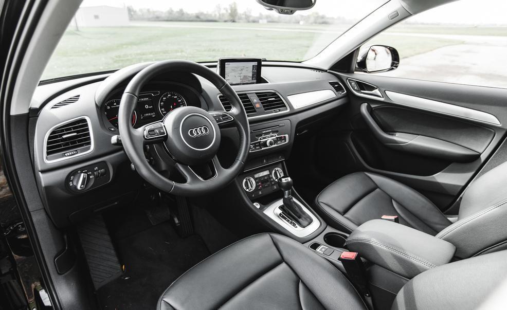Audi Q3 Reviews | Audi Q3 Price, Photos, and Specs | Car and Driver