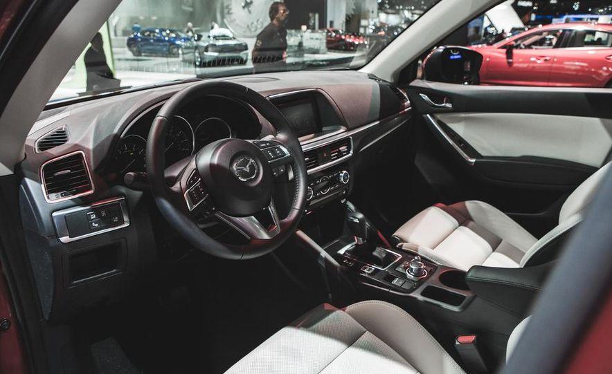 2016 Mazda CX-5 - Slide 11