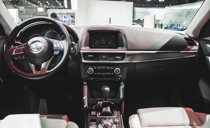 2016 Mazda CX-5 - Slide 12