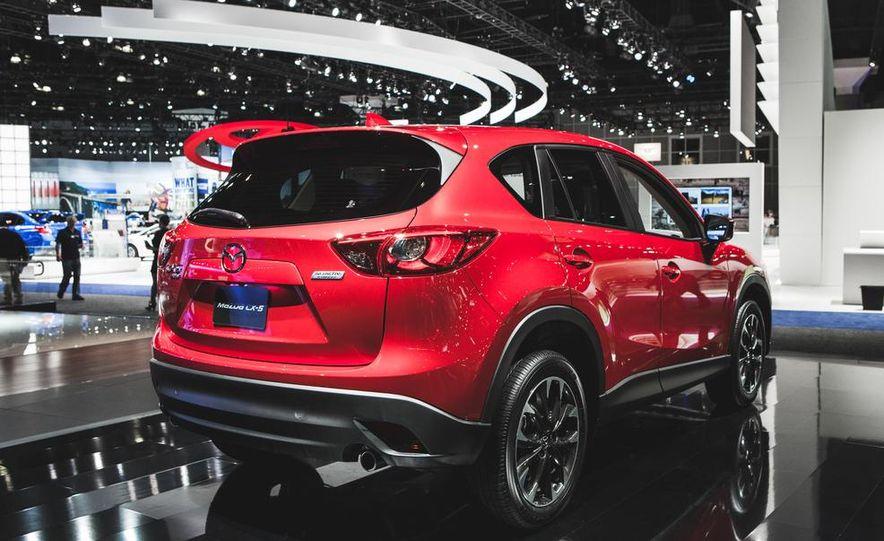 2016 Mazda CX-5 - Slide 3