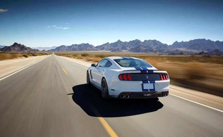 2016 Ford Mustang Shelby GT350 - Slide 50