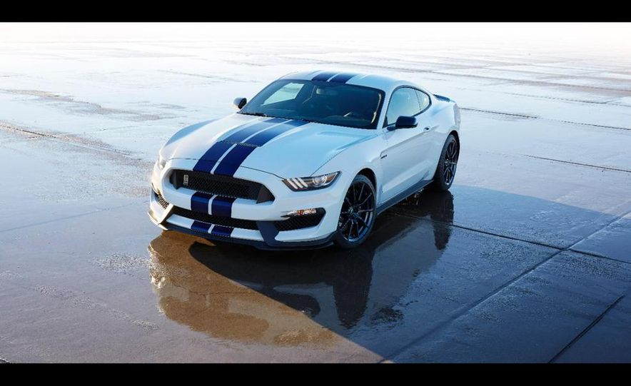 2016 Ford Mustang Shelby GT350 - Slide 53