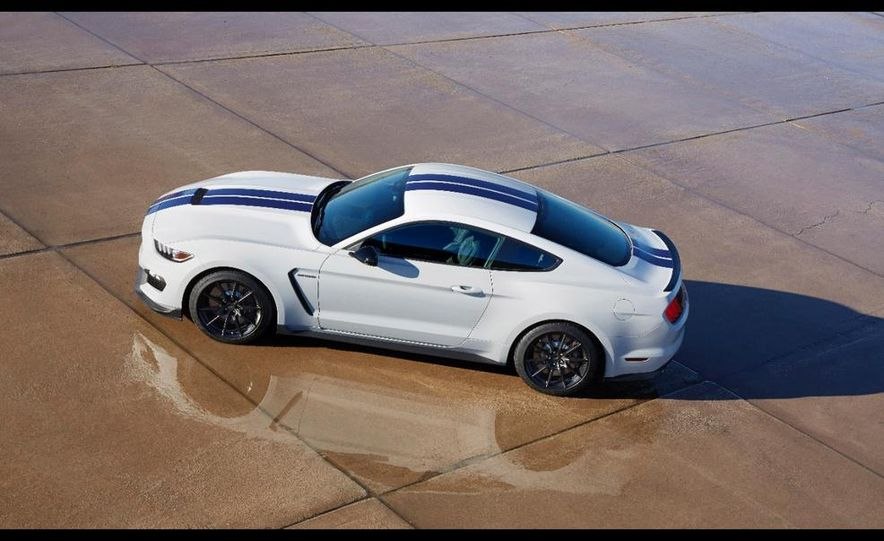 2016 Ford Mustang Shelby GT350 - Slide 54