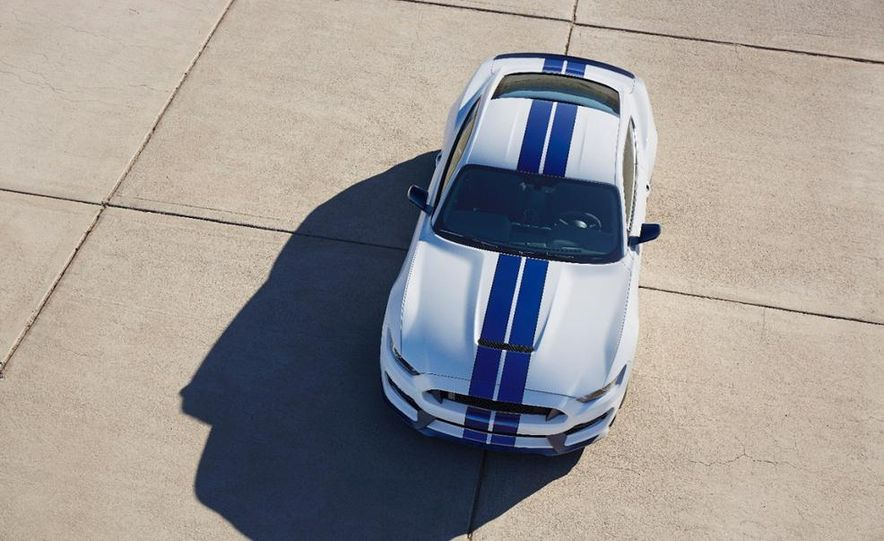 2016 Ford Mustang Shelby GT350 - Slide 55
