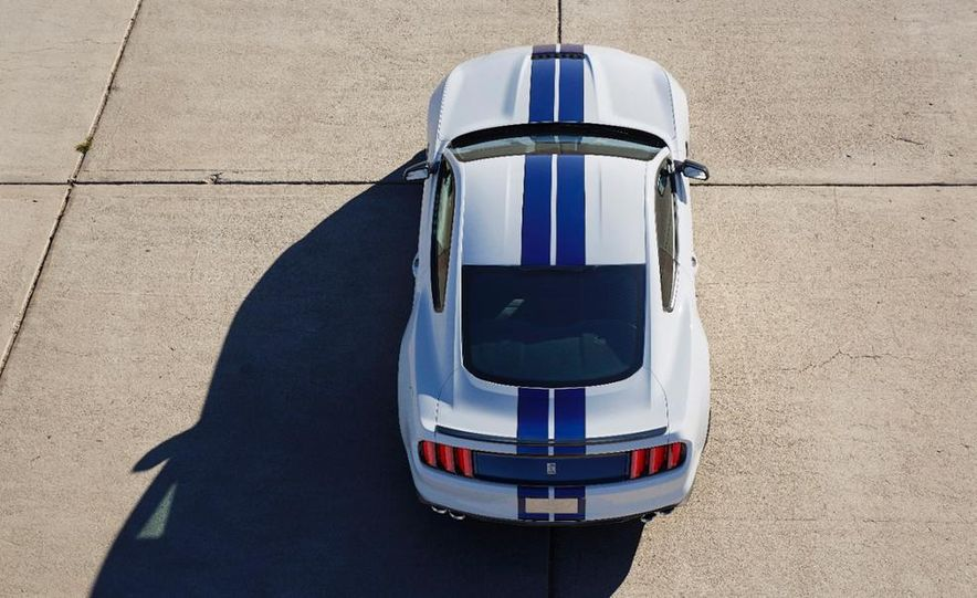 2016 Ford Mustang Shelby GT350 - Slide 58