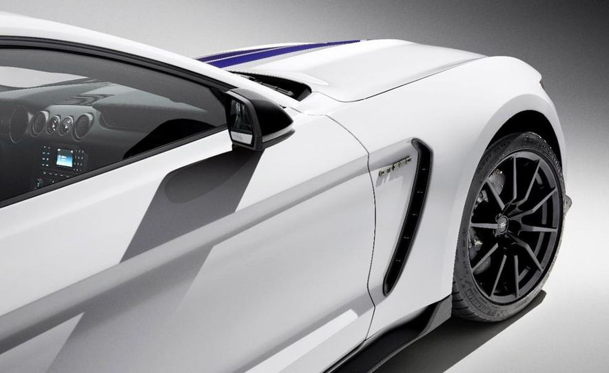 2016 Ford Mustang Shelby GT350 - Slide 67