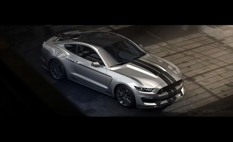 2016 Ford Mustang Shelby GT350 - Slide 71