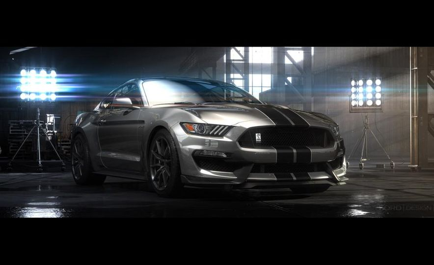 2016 Ford Mustang Shelby GT350 - Slide 72