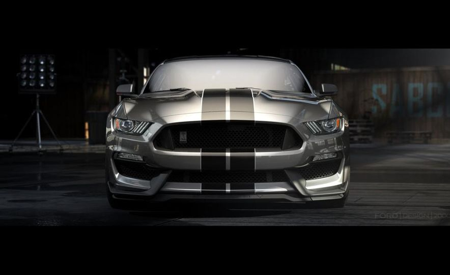 2016 Ford Mustang Shelby GT350 - Slide 74