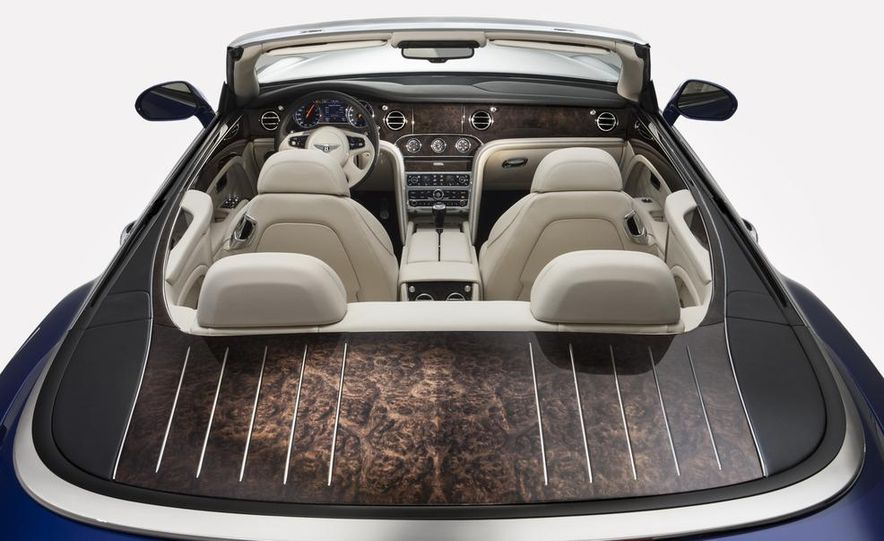 Bentley Grand convertible concept - Slide 20