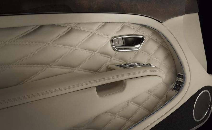 Bentley Grand convertible concept - Slide 21