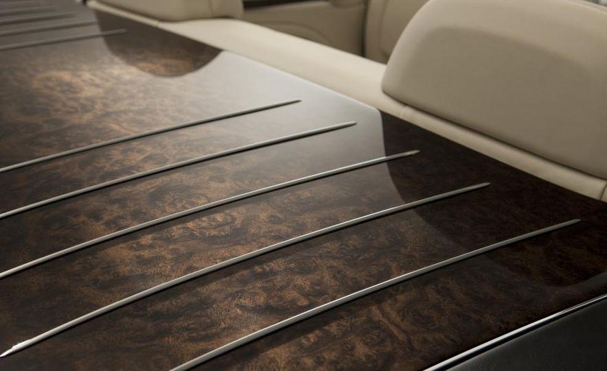 Bentley Grand convertible concept - Slide 22