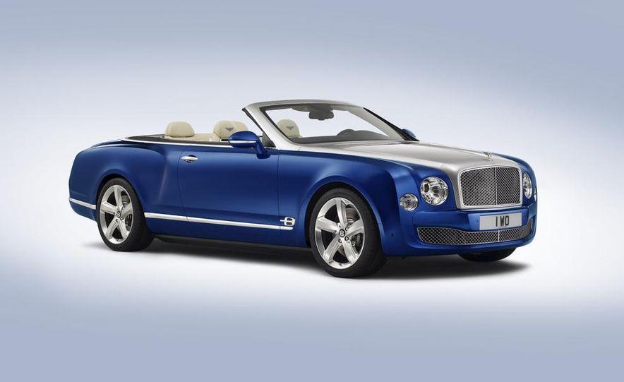 Bentley Grand convertible concept - Slide 16