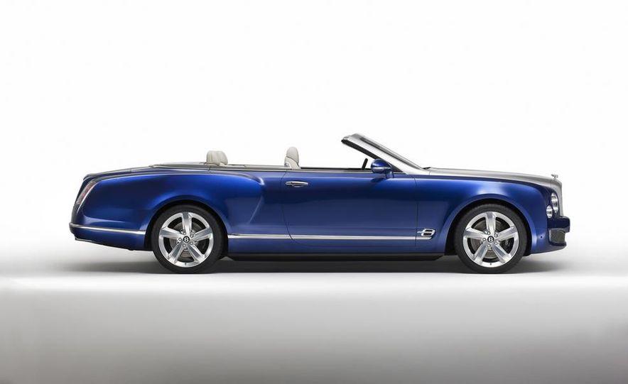Bentley Grand convertible concept - Slide 17