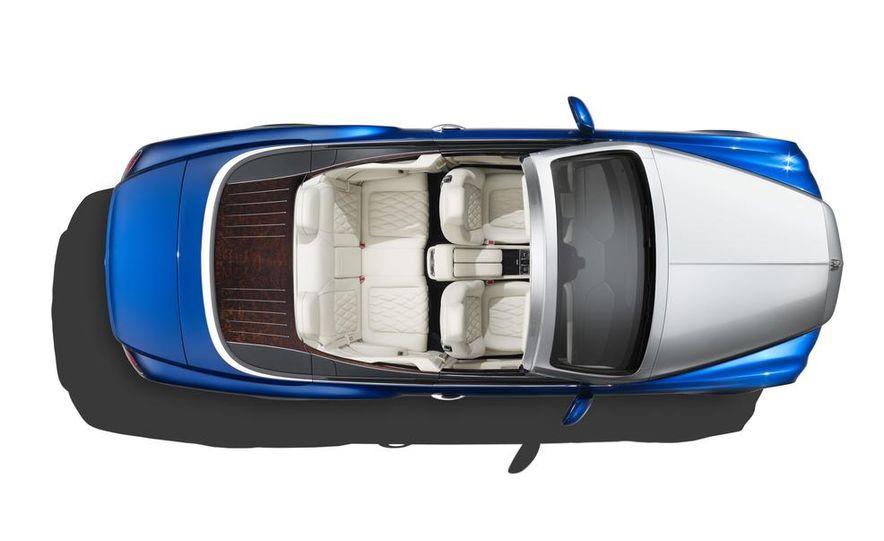 Bentley Grand convertible concept - Slide 18
