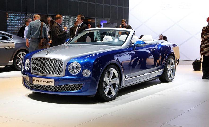 Bentley Grand convertible concept - Slide 2
