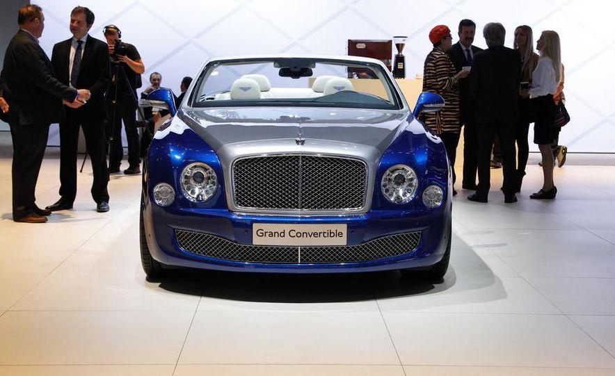 Bentley Grand convertible concept - Slide 4