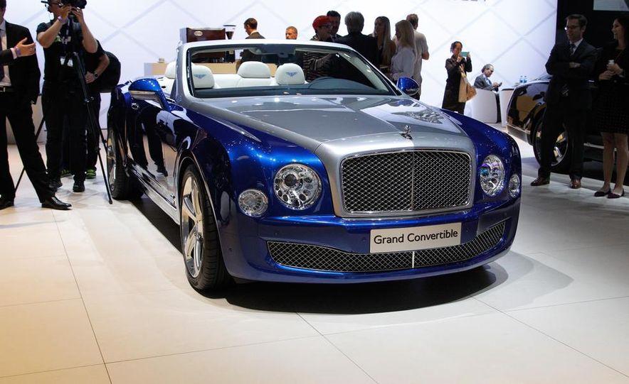 Bentley Grand convertible concept - Slide 6
