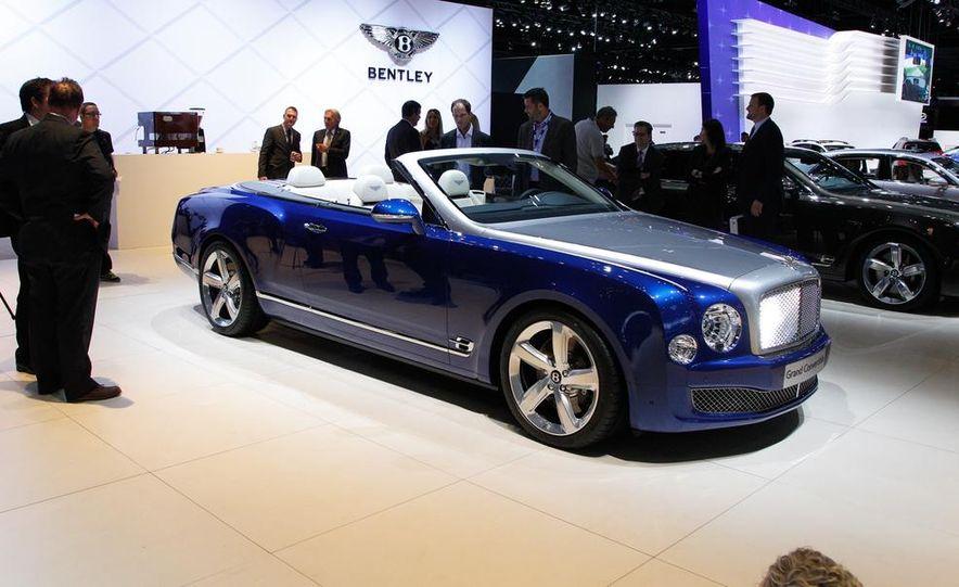 Bentley Grand convertible concept - Slide 7