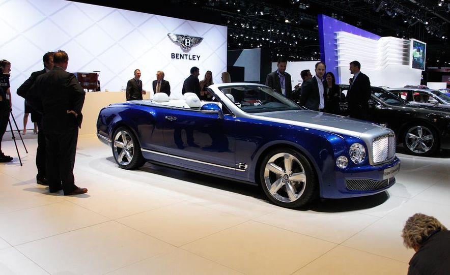 Bentley Grand convertible concept - Slide 8