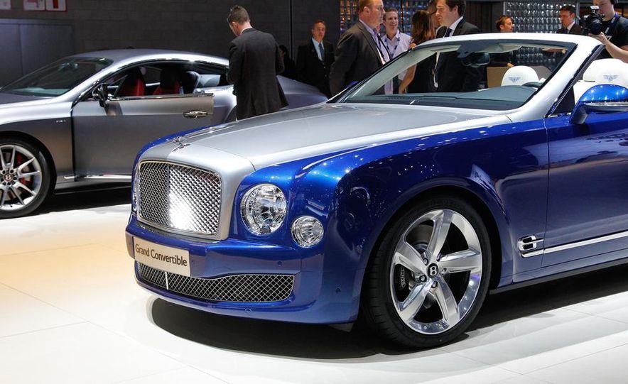 Bentley Grand convertible concept - Slide 9