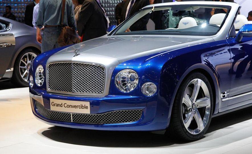 Bentley Grand convertible concept - Slide 10