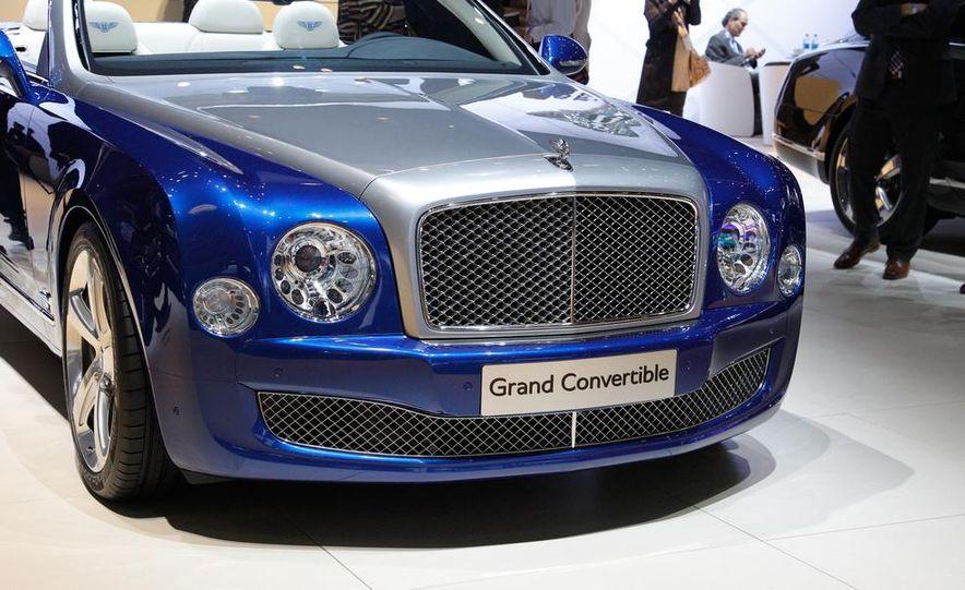 Bentley Grand convertible concept - Slide 11