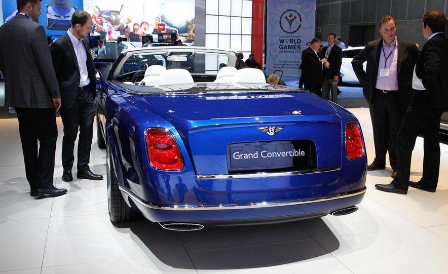 Bentley Grand convertible concept - Slide 13