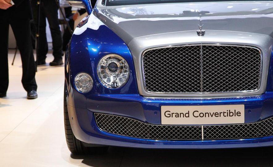 Bentley Grand convertible concept - Slide 14