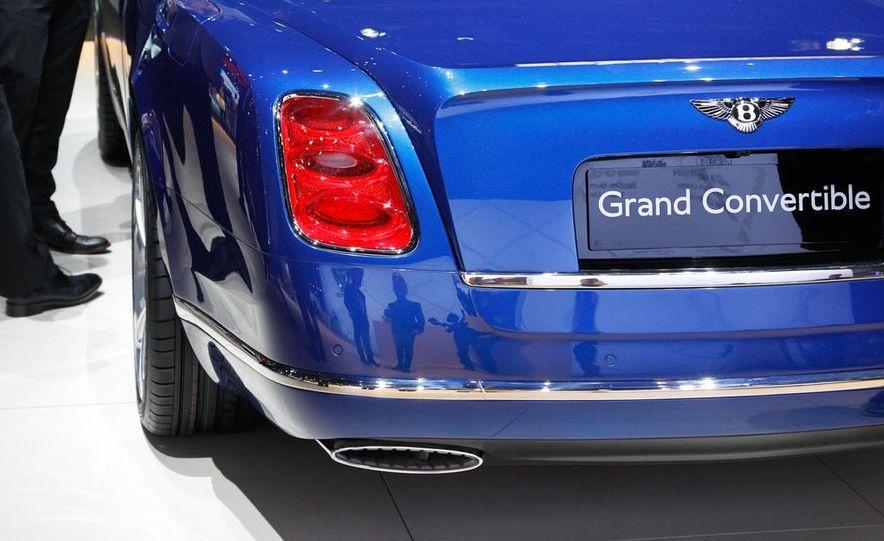 Bentley Grand convertible concept - Slide 15