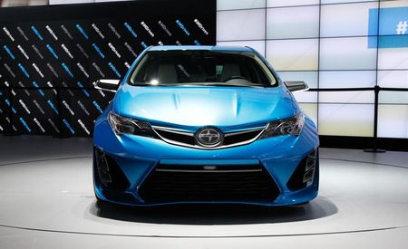 Scion iM Concept: A Concept in Name Only—This One's Headed to Dealers