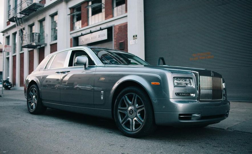 Our Night as an Uber Driver—Using a $500,000 Rolls-Royce - Slide 2