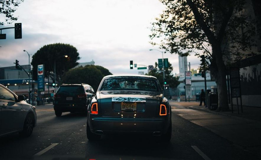 Our Night as an Uber Driver—Using a $500,000 Rolls-Royce - Slide 7