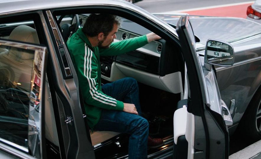Our Night as an Uber Driver—Using a $500,000 Rolls-Royce - Slide 9