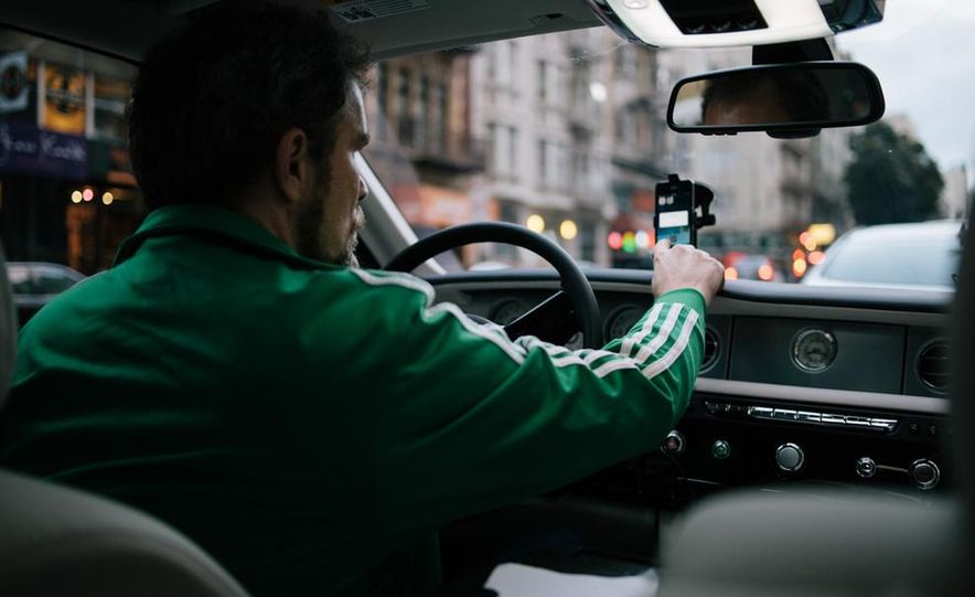 Our Night as an Uber Driver—Using a $500,000 Rolls-Royce - Slide 16