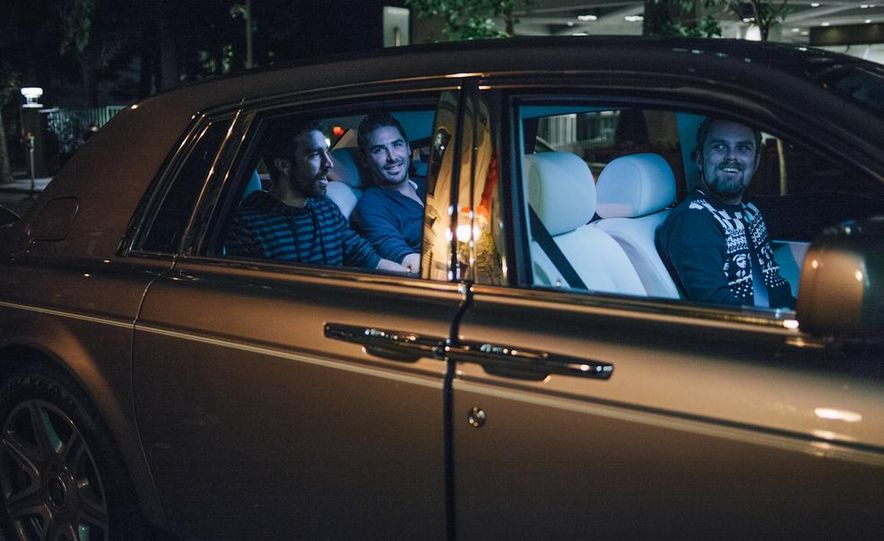 Our Night as an Uber Driver—Using a $500,000 Rolls-Royce - Slide 27