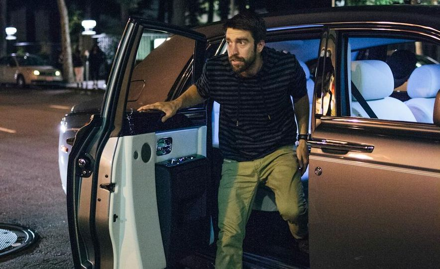 Our Night as an Uber Driver—Using a $500,000 Rolls-Royce - Slide 28