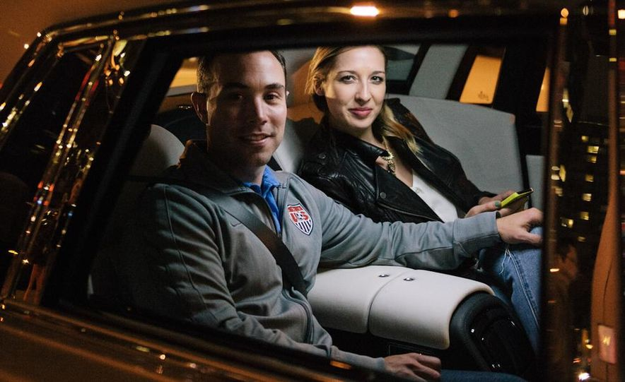 Our Night as an Uber Driver—Using a $500,000 Rolls-Royce - Slide 30