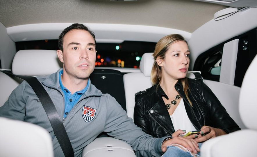 Our Night as an Uber Driver—Using a $500,000 Rolls-Royce - Slide 31