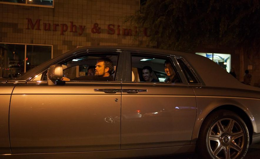 Our Night as an Uber Driver—Using a $500,000 Rolls-Royce - Slide 36