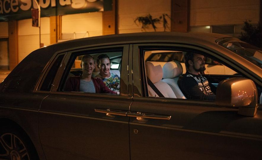 Our Night as an Uber Driver—Using a $500,000 Rolls-Royce - Slide 39