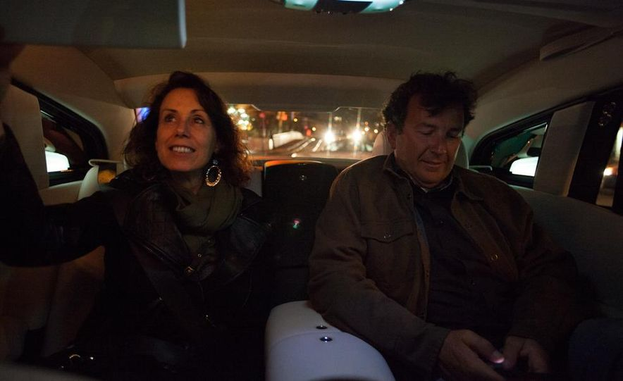 Our Night as an Uber Driver—Using a $500,000 Rolls-Royce - Slide 42