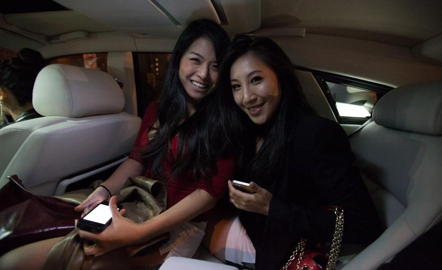 Our Night as an Uber Driver—Using a $500,000 Rolls-Royce - Slide 46