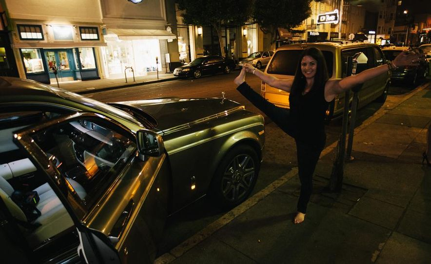 Our Night as an Uber Driver—Using a $500,000 Rolls-Royce - Slide 51
