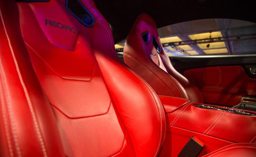 Galpin Auto Sports Rocket Ford Mustang - Slide 21